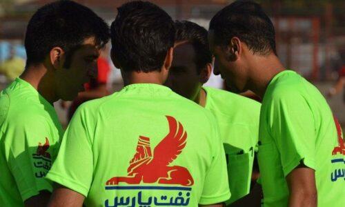۴۳ داور گیلانی در تست آمادگی جسمانی لیگ های فوتبال کشور حضور یافتند