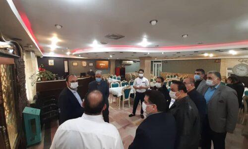 فرماندار آستارا: فعالیت رستورانها و غذاخوریها بیرونبر باشد