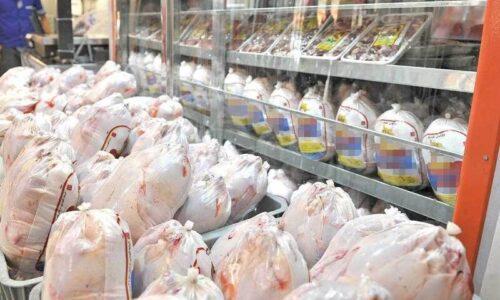 توزیع ۱۱ تن مرغ در شهرستان بندر انزلی