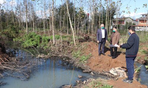 مدیرعامل آبفای گیلان در بازدید از پروژه های ساماندهی فاضلاب لاهیجان: تا دهه فجر سالجاری عمده مشکلات فاضلاب روستای نخجیر کلایه مرتفع خواهد شد