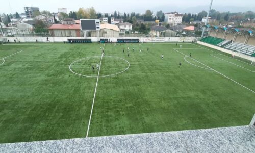 هفته اول جام آزادگان شکست ملوان و چوکا و تساوی شهرداری آستارا