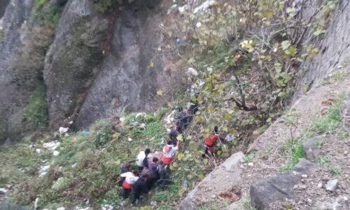 پیدا شدن جسد مرد مفقود شده