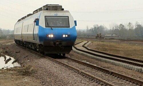 رشد ۱۳۶ درصدی تخلیه کالا در راه آهن شمال ۲