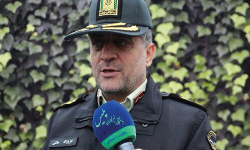 فرمانده انتظامی گیلان خبر داد؛توقیف و اعمال قانون ۸۲ دستگاه خودروی هنجارشکن در رشت