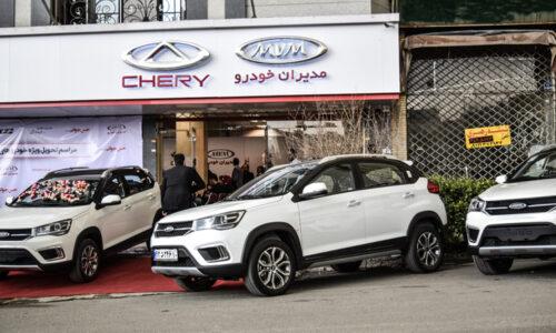 محصولات مدیران خودرو تا ۱۸۰ میلیون تومان گران شد!