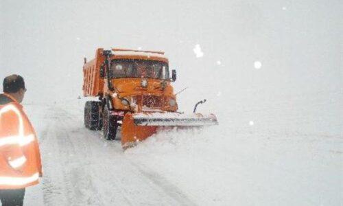 بارش ۵۰ سانتیمتری برف در ارتفاعات و سیلابی شدن مسیل ها در گیلان