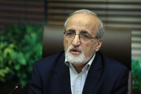 ملک زاده، معاون وزیر بهداشت استعفا کرد