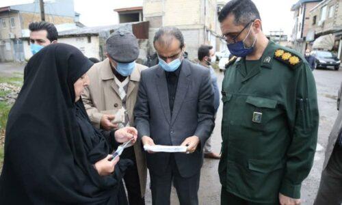 شهردار در بازدید از محله سلیمانداراب رشت؛ با اجرای مدیریت یکپارچه شهری می توان بسیاری از مشکلات را رفع کرد