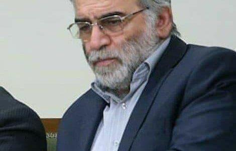 ترور یکی از دانشمندان هسته ای-موشکی ایران