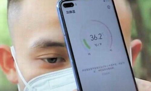 هواوی فناوری سنجش حرارت با گوشی موبایل را ثبت اختراع کرد
