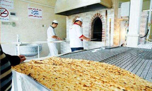 برگزاری مانور بحران در ۵۱ نانوایی شهر رشت