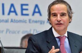 گروسی: درباره برنامه هستهای ایران توافق نشود باوضع جدیدمواجه می شویم