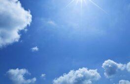 افزایش نسبی دما و تضعیف ناپایداری در گیلان