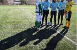 ۲ بانوی گیلانی ناظر و داور بازی های فوتبال لیگ برتر شدند