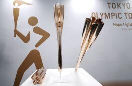 حمل مشعل المپیک توکیو روز پنجشنبه آغاز می شود