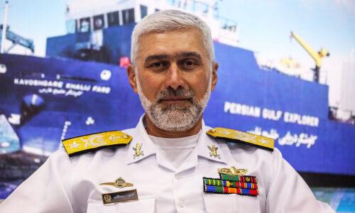 رییس سازمان صنایع دریایی وزارت دفاع: ایران به کشورهای سازنده شناورهای دروگر پیوست