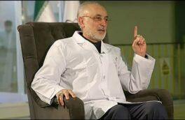 واکنش رئیس سازمان انرژی اتمی به حادثه امروز نطنز