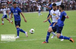 پیروزی های ارزشمند ملوان و چوکا در لیگ دسته یک کشور