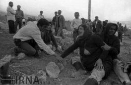 زلزله رودبار گیلان و غمی که همچنان بر جان بازماندگان آوار است