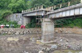 سه پل تخریبی املش امسال بهرهبرداری میشود