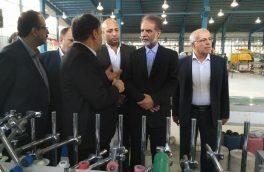 بهره برداری از ۴۵۰ طرح صنعتی و تولیدی با ۱۶ هزار اشتغالزایی در کشور