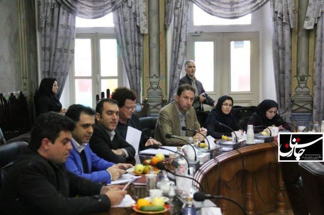 گزارش تصویری کمیسیون بودجه و عمران / بخش ۱