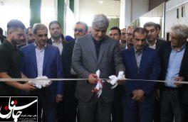 گزارش تصویری از افتتاح پروژههای صنعتی در آغاز هفته دولت توسط استاندار گیلان