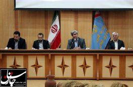 گزارش تصویری از نشست مطبوعاتی استاندار گیلان