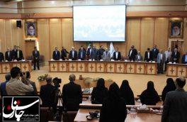 گزارش تصویری از نشست شورای برنامهریزی استان