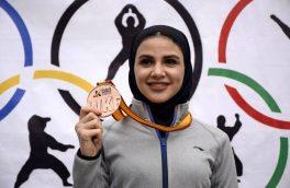 بهمنیار: هدفم کسب بهترین نتیجه در المپیک است