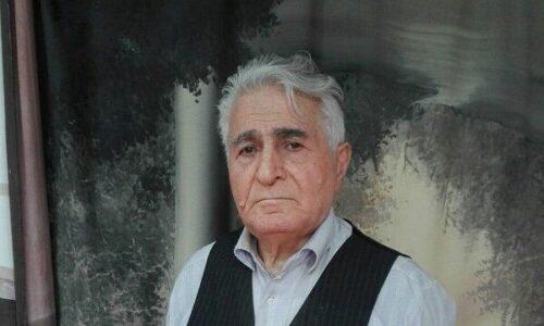 غلامحسین منیرزاد پیشکسوت نمایشنامهنویسی بندرانزلی درگذشت