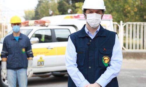 مدیرعامل شرکت توزیع برق خبر داد؛ دومین روز مانور سراسری تابآوری شبکه در شهرک شهید مصطفی خمینی رشت