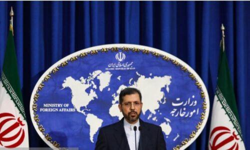 واکنش شدید ایران به توییت اخیر مقام سعودی