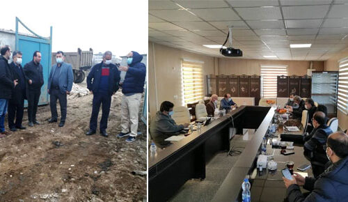 اجرای ۴ پروژه تصفیه فاضلاب در شهر آستارا