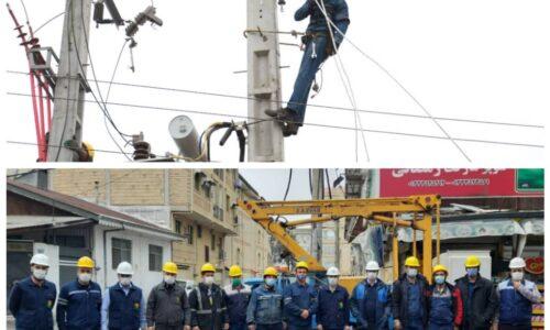محمد اسماعیل هنرمند مدیرعامل شرکت توزیع برق گیلان: اکیپ های عملیاتی شرکت توزیع نیروی برق استان گیلان در حالت آماده باش قرار گرفتند