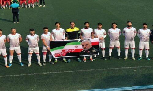 تساوی سپیدرود مقابل نماینده تهران