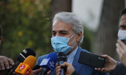 رییس سازمان برنامه و بودجه: مسیر رفت قطعه ٢ آزادراه تهران- شمال تا پایان دولت افتتاح میشود