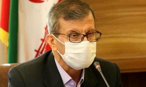 بستری ۱۰۵ بیمار مبتلا به کرونا طی ۱۶ روز اخیر در لاهیجان
