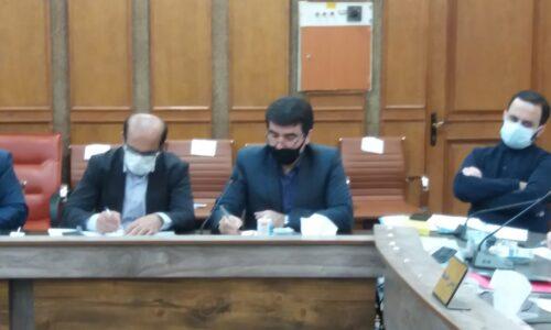 سرپرست شهرداری رشت در جلسه ستاد ساماندهی رودخانه های رشت مطرح کرد: ضرورت تخصیص اعتبارات ملی برای ساماندهی رودخانه های رشت