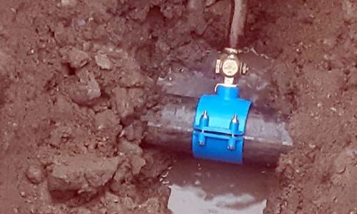 بهره مندی ۱۸۶ واحد مسکونی مجمع خیرین مسکن ساز از آب شرب بهداشتی