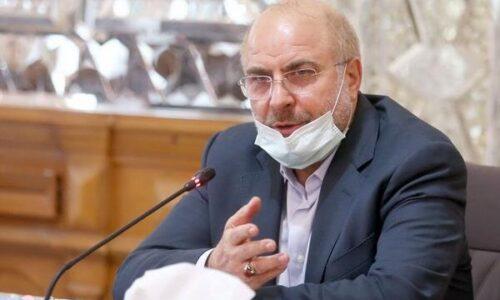 واکنش قالیباف به دست گرفتن گاف کلامیاش در فضای مجازی