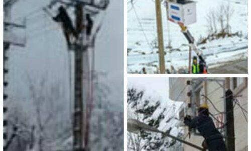 هنرمند شرکت توزیع نیروی برق؛ تمامی شبکه های برق گیلان پایدار است/  خاموشی های احتمالی با «برق من» گزارش شود