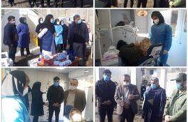 به مناسبت اولین سالروز شهادت سردار حاج قاسم سلیمانی به انجام رسید: ۱۵۰ تن از اهالی مناطق محروم شفت از خدمات درمانی رایگان بهرهمند شدند