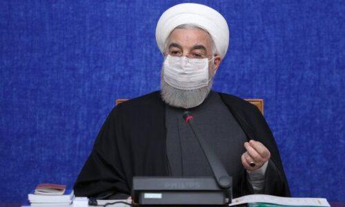 روحانی در جلسه ستاد ملی مقابله با ویروس کرونا اعلام کرد؛ آغاز واکسیناسیون از ماه جاری/ واکسن خارجی تا وقتی واکسن داخلی برسد یک ضرورت است
