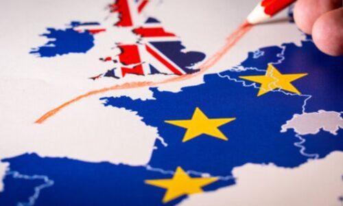 با آغاز ۲۰۲۱؛ جدایی بریتانیا از اتحادیه اروپا رسمی شد