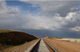 برخورد دختر ۱۲ ساله با قطار در قزوین