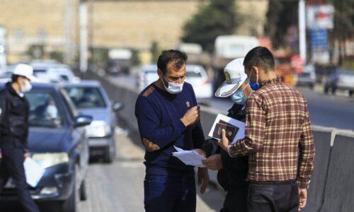 اعمال جریمه ۵۰۰ خودرو و رفع تصرف اراضی ملی در آستارا