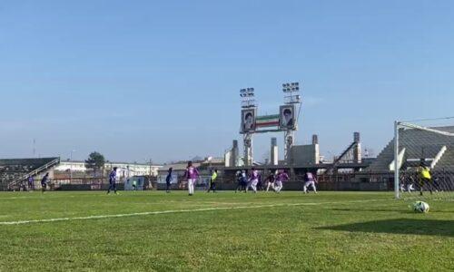 دور برگشت لیگ فوتبال بانوان باخت خانگی بانوان ملوان مقابل سارگل بوشهر