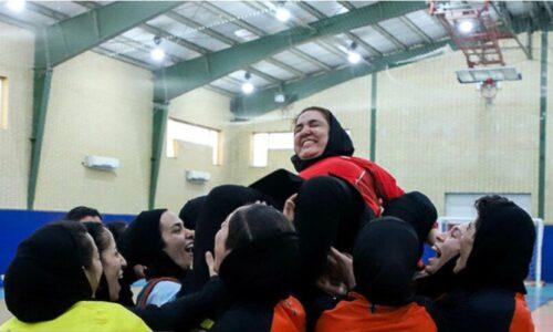 مربی زن ایرانی بین ۱۰ مربی برتر فوتسال جهان در سال ۲۰۲۰