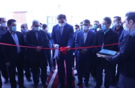 با حضور استاندار گیلان صورت گرفت؛ افتتاح سه طرح صنعتی و تولیدی در رشت در نخستین روز دهه فجر